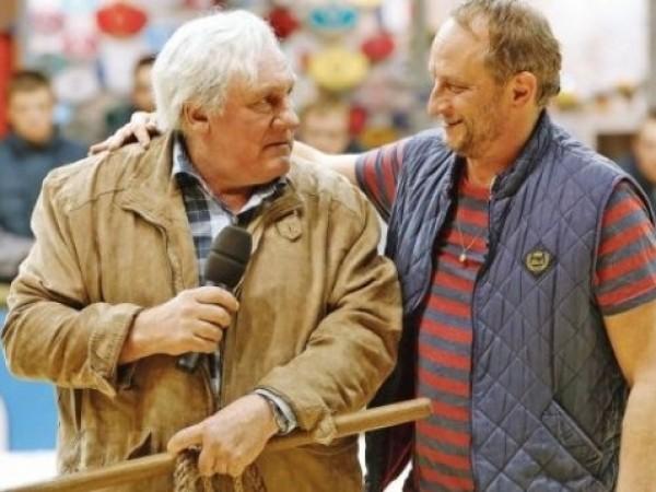 Земеделско изложение в Париж събира баща и син на съвместно