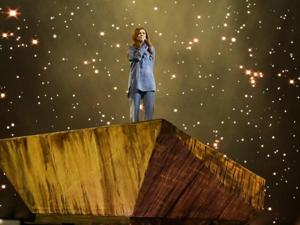 Виктория Георгиева класира България на финал на Евровизия 2021, като