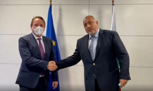 Борисов: Евроинтеграцията на Западните Балкани трябва да продължи