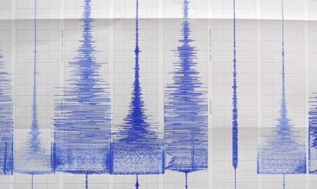Земетресение с магнитуд 4,3 по Рихтер в Турция