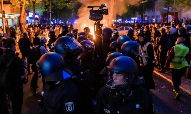 Съд забрани протестите срещу COVID ограниченията в Берлин