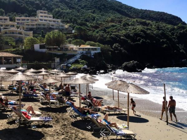 Гърция очаква тази година броят на туристите, пристигнали в странат,