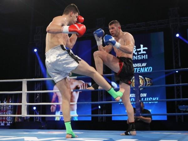 Костадин Кърджалийски допусна поражение на SENSHI 8. Състезателят на клуб