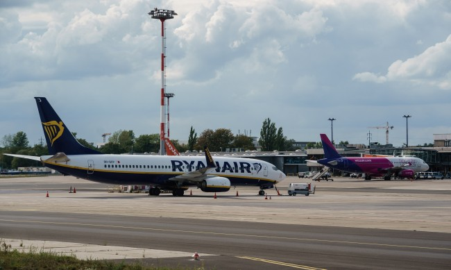 Заради невъзстановени билети за отменени полети: Глобиха Ryanair