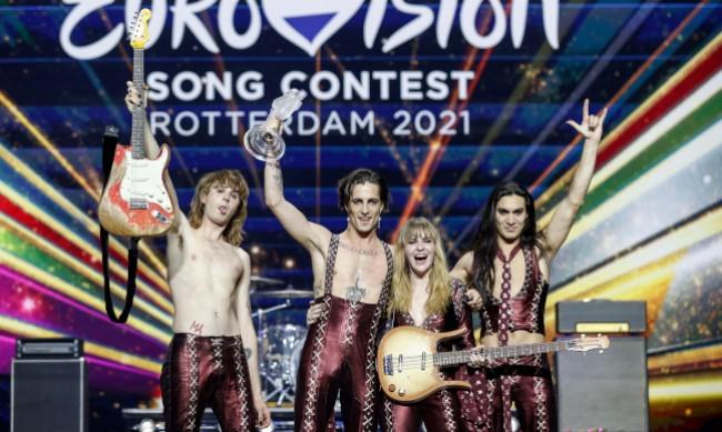 Победителят от Евровизия не е шмъркал кока