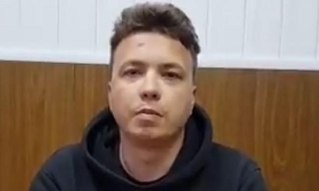 Бащата на Протасевич: Синът ми може да е бит и измъчван