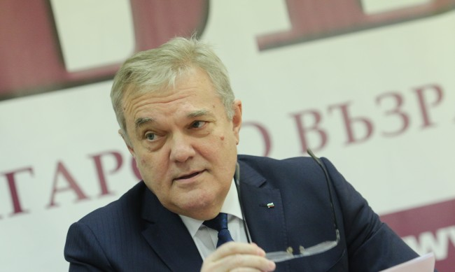 Румен Петков: Левицата няма да е механичен сбор за гласове