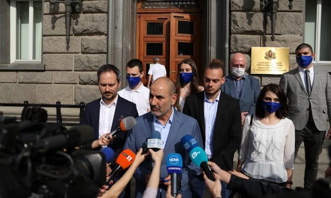Цветанов: Не търсим безпринципна коалиция за изборите