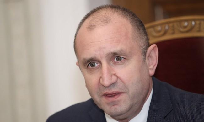 Радев назначи Пламен Тончев за шеф на ДАНС