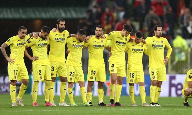 """Виляреал спечели Лига Европа, """"Жълтата подводница"""" потопи Манчестър Юнайтед с дузпи"""