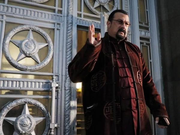 Американският актьор и специален представител на руското министерство на външните