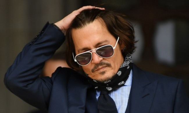 Джони Деп е луд по Анджелина Джоли