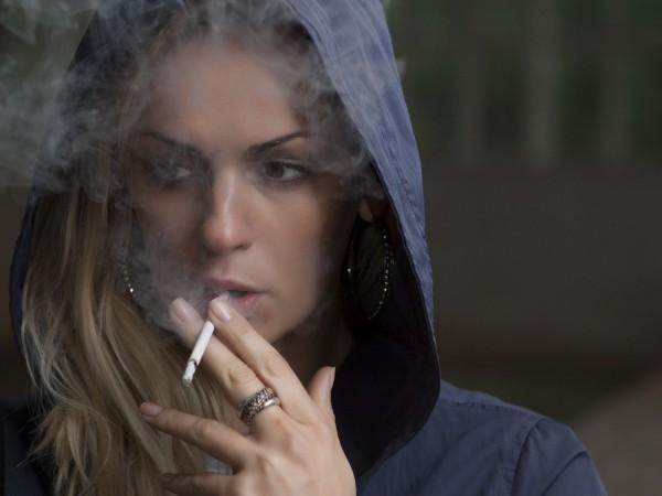 Във френската филмова индустрия сцените с пушене на цигари винаги