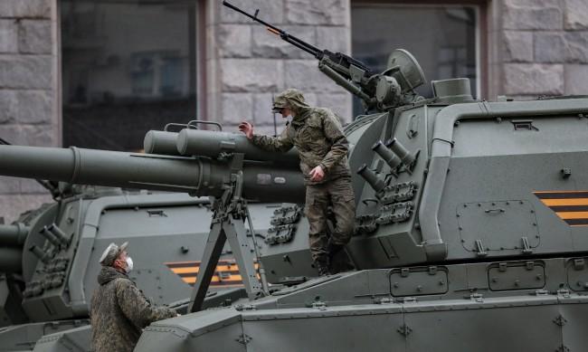 Русия ще трупа войски в Западния военен окръг