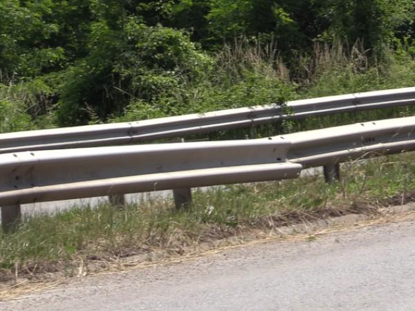 В Русе общината обмисля методи за обезопасяване на пътен участък,