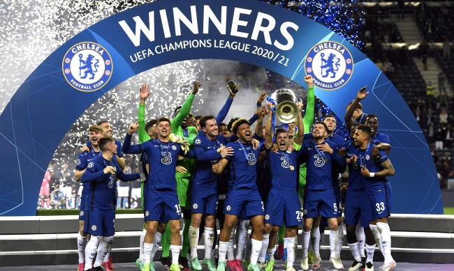 7 дни СПОРТ: Челси спечели Шампионска лига