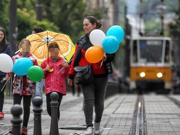 Снимка: Димитър Кьосемарлиев, Dnes.bgМеждународният ден на детето 1 юни се