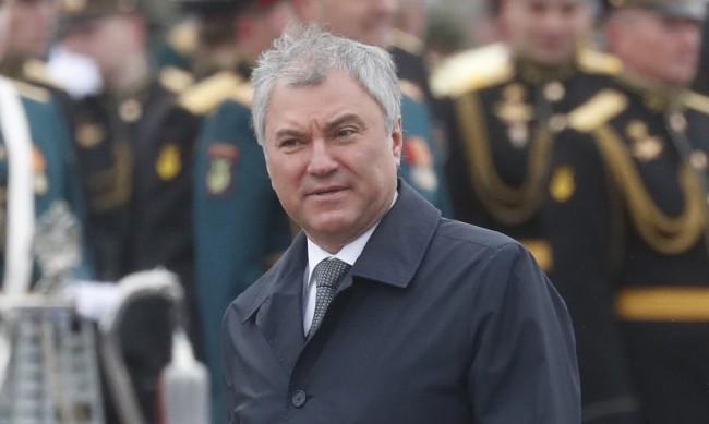 Володин към бившите държави от СССР: Спрете да обвинявате Русия!
