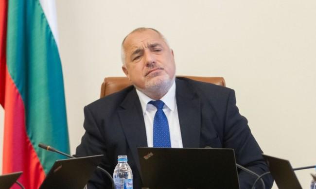 Борисов видя: Какафонията в предизборния щаб на Радев е пълна