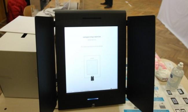 Нужни били още 2000 машини за гласуването на вота на 11 юли