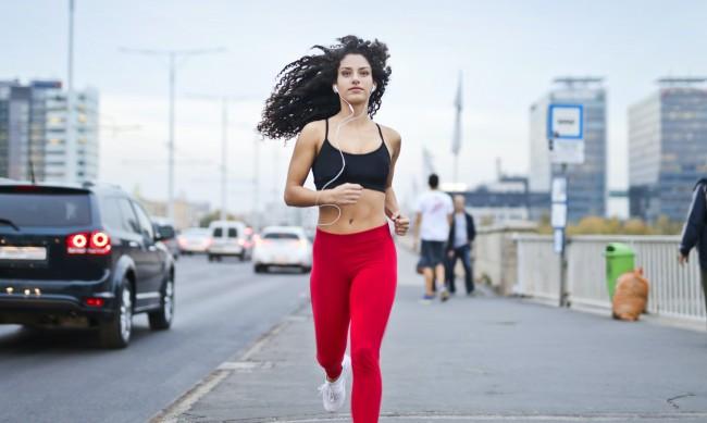 Влезте във форма с тичане