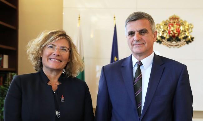 Янев: Франция е стратегически партньор и съюзник