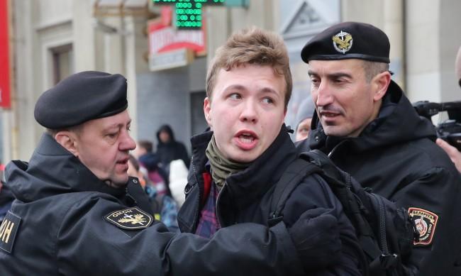 Роман Протасевич се призна за виновен