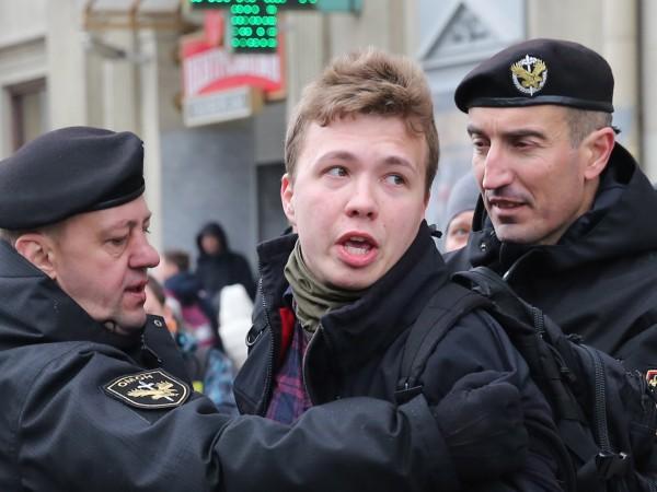 Основателят на канала Nexta Telegram, признат за екстремистки в Беларус