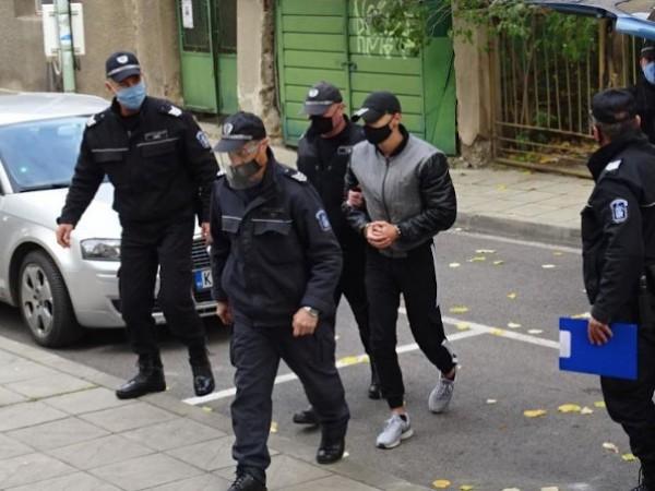 Николай Капланов, син на Васил Капланов-Каплата, е задържан в Дупница