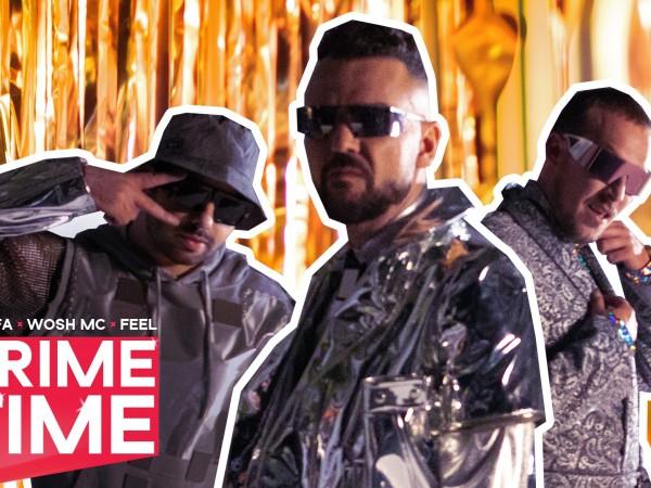 """Графа, Wosh MC и FeeL представиха общ сингъл - """"Prime"""
