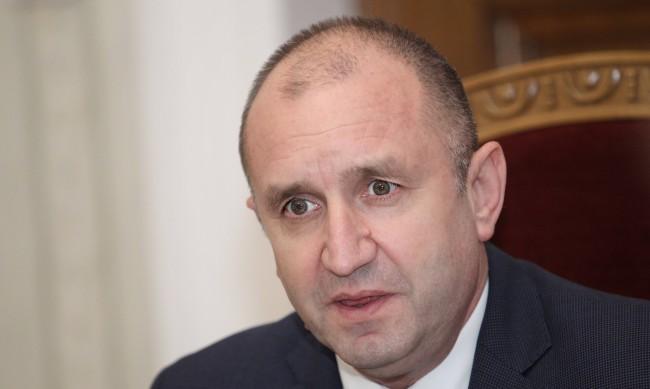 Радев: Прокуратурата зае страната на статуквото