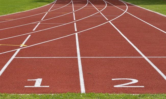Оператор успя да надбяга атлети в Китай