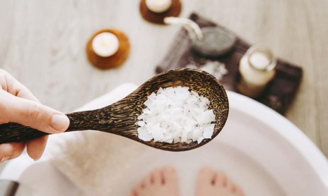 За какво е полезна английската сол?