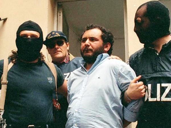 Преди дни Джовани Бруска, който стои зад около 150 убийства