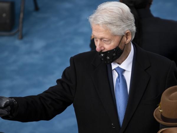Бившият президент на САЩ Бил Клинтън се обедини за втори