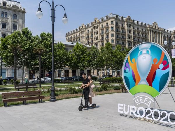 Баку – един от градовете домакини на Евро 2020 –