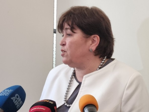 Министърът на туризма в служебното правителство Стела Балтова проведе работна