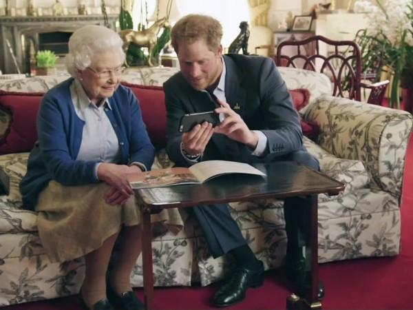 Кралица Елизабет Втора е поканила внука си принц Хари на
