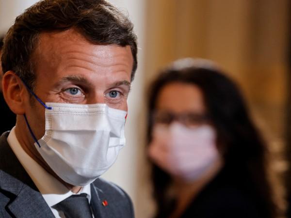 Младежът, който удари шамар на френския президент Еманюел Макрон по