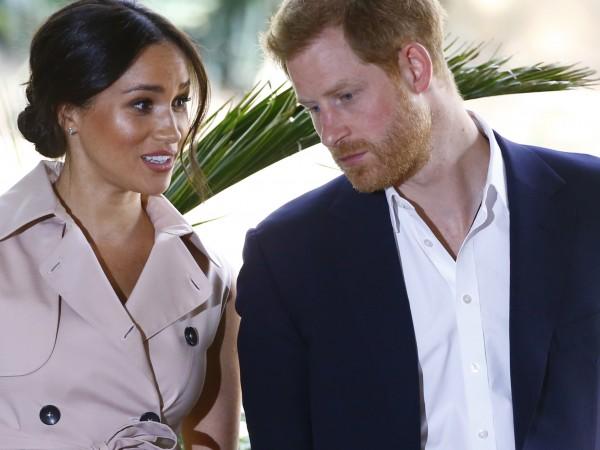 Принц Хари и Меган Маркъл не са искали разрешение от