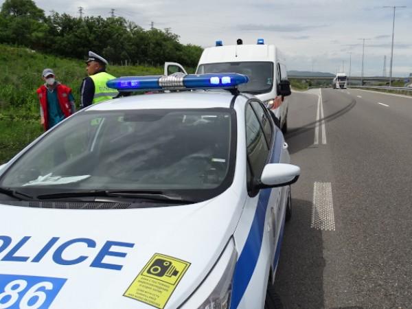 Дете на година и половина пострада при катастрофа на автомагистрала