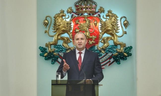 Радев: Ще запомним майор Терзиев като прекрасен човек и професионалист