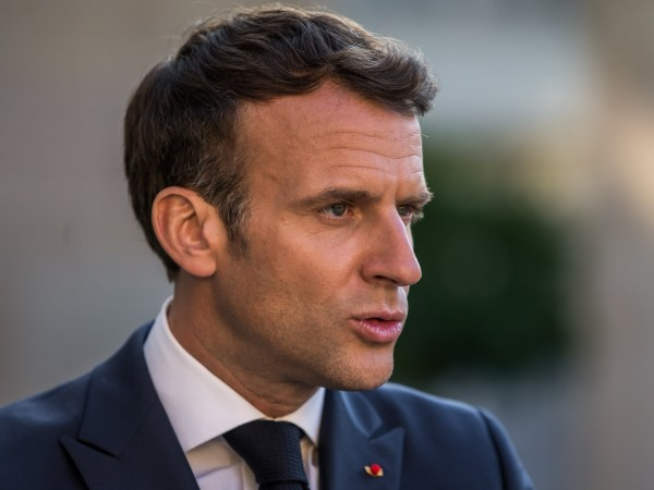 Мъжът, който удари шамар на френския президент Еманюел Макрон във