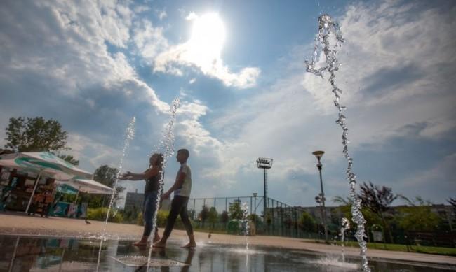 Хладно време с 20°C до 15 юни, след това градусите скачат до 30°C