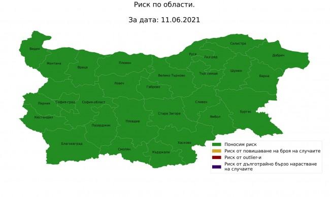 Проф. Витанов за COVID-19: Картата е зелена за пръв път от година, отивайте на море