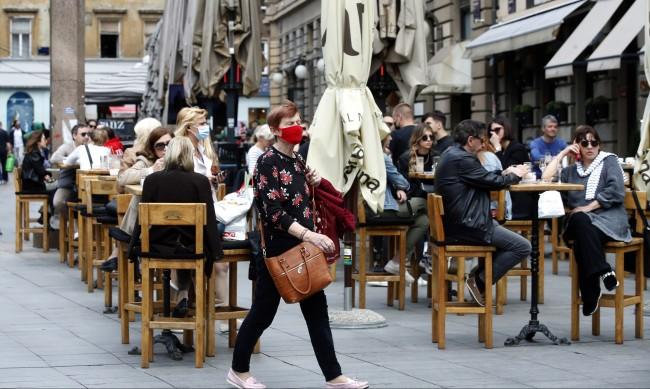 Хърватия облекчава мерките, заведенията работят до полунощ