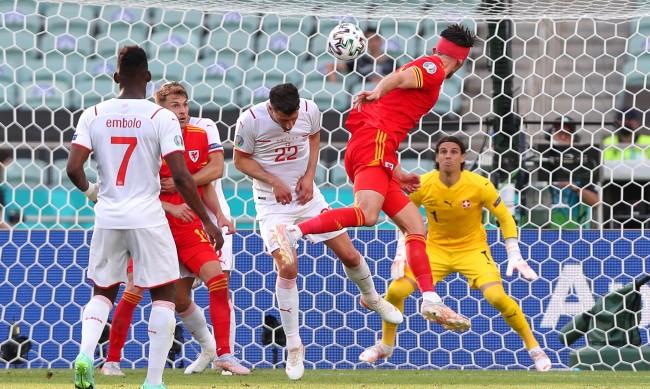 Швейцария и Уелс поделиха точките в Баку