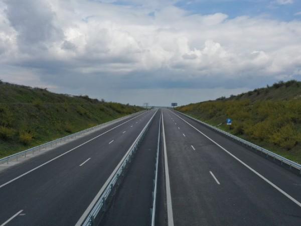 """Катастрофа е станала при км 52 на автомагистрала """"Тракия"""" в"""