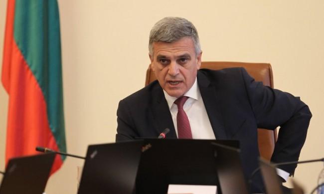 Стефан Янев видя съпротива срещу действията на правителството