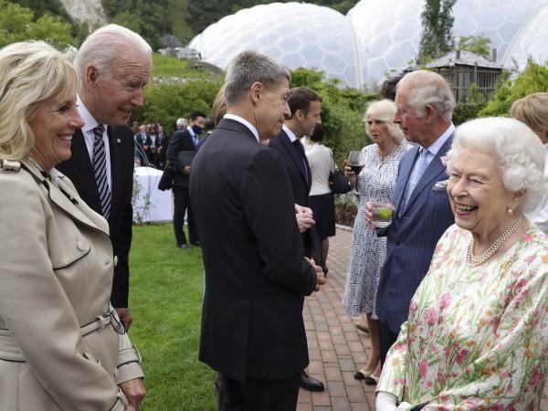 Президентът на САЩ Джо Байдън и съпругата му Джил пристигнаха